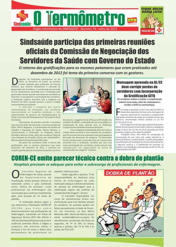 Clique aqui pra ver o jornal